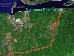 Бахилова-Поляна_карта