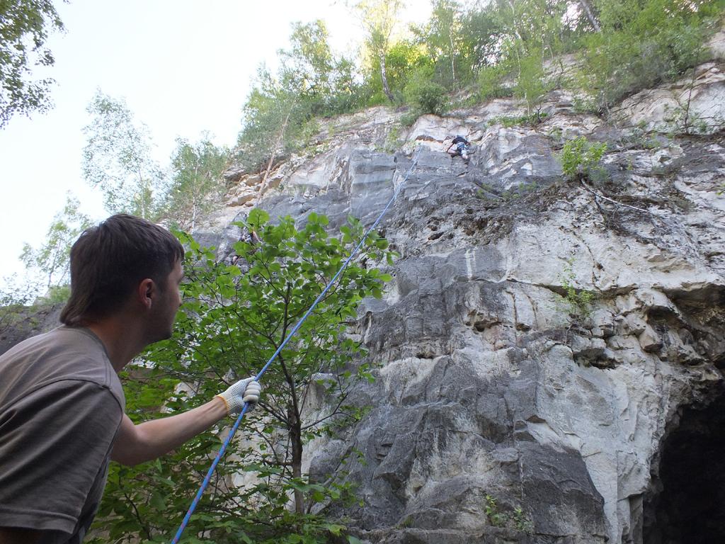 Скалодром гора Верблюд