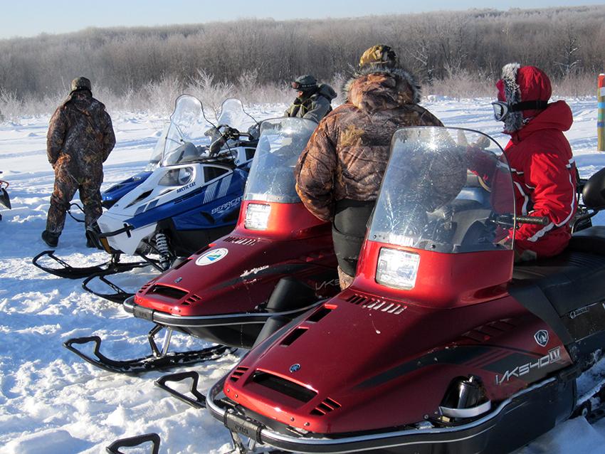 Национальный парк «Самарская Лука» обновил технику для отлова нарушителей