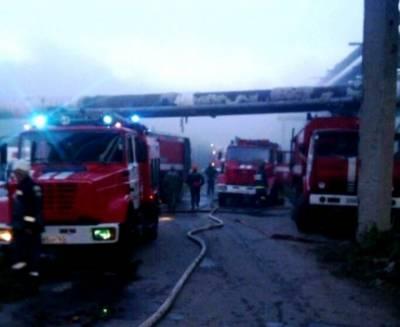 «Тольяттикаучук» приостановил работу после взрыва