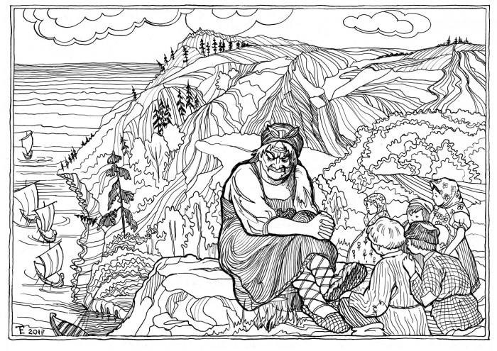 Жигулиха — предание