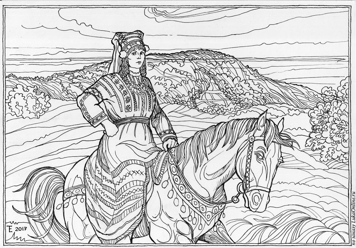Царица Шелех