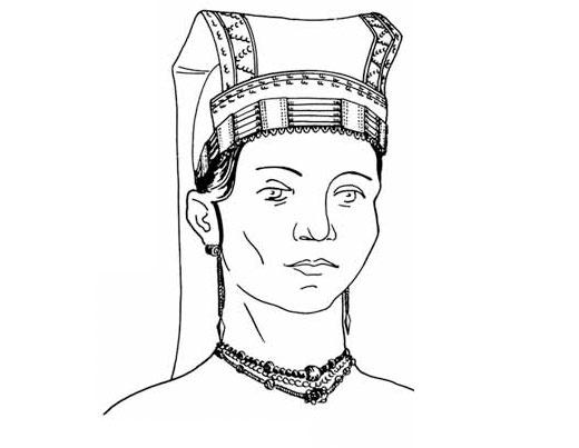 Миф о царице Шелех (Шелех-Меть)