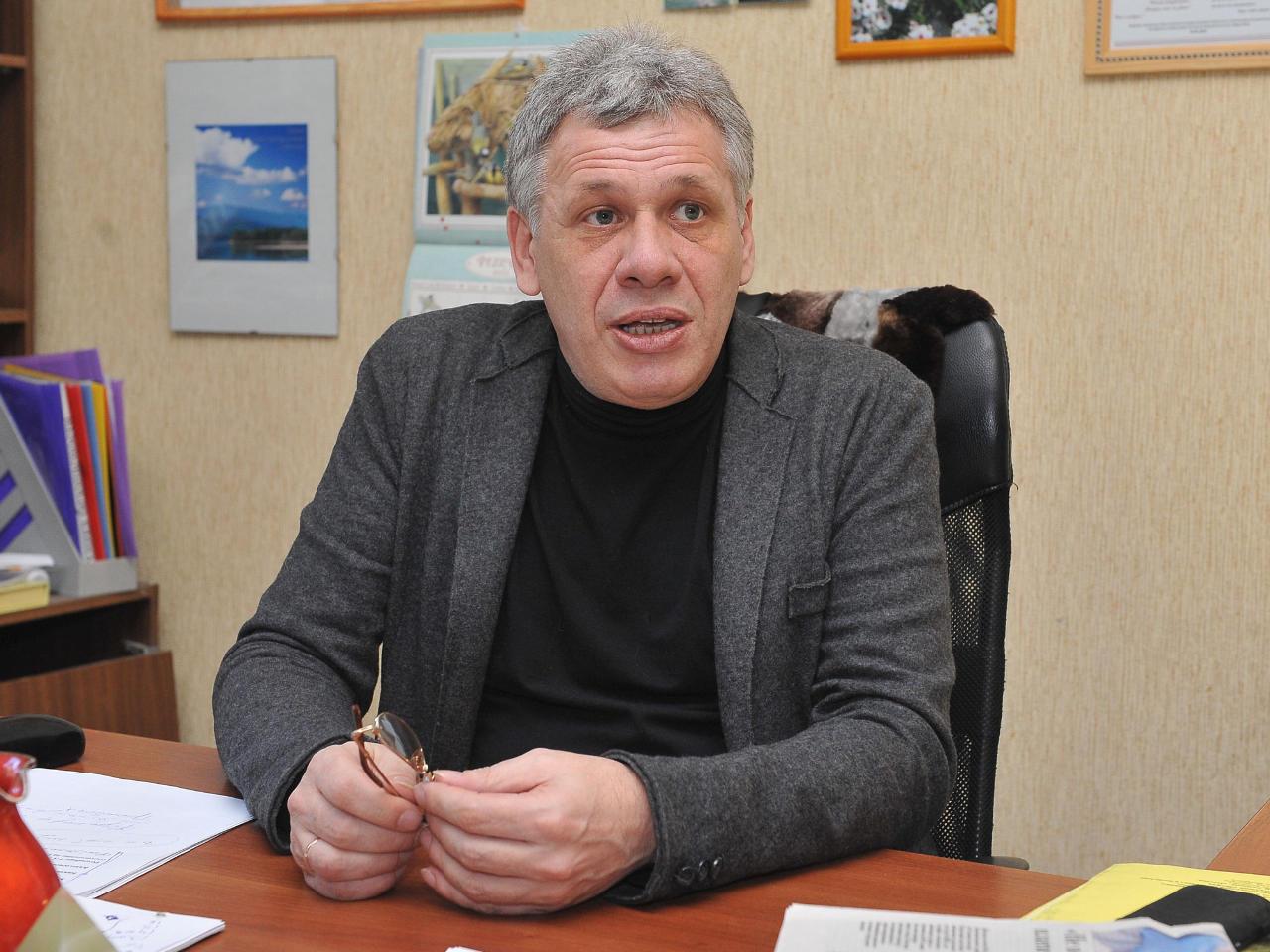 Сергей Саксонов