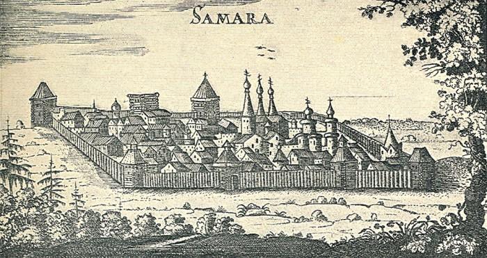 Хроника Самарской Луки
