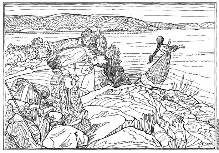 Иван да Груня — сказ