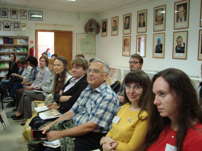 В Тольятти прошла Всероссийская конференция «Актуальные проблемы особо охраняемых природных территорий-3»